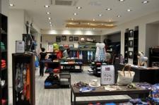 Магазин одежды «Napapijri»