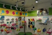 Обувной магазин «Crocs»